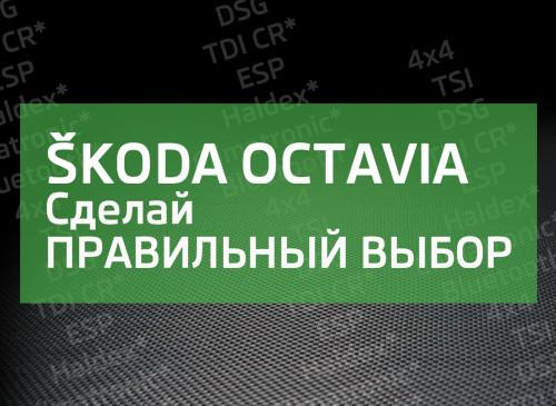 Дизайн-биллборда-SKODA-OCTAVIA